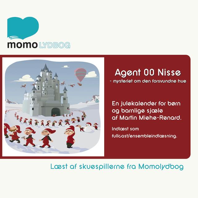 Agent 00 Nisse – mysteriet om den forsvundne hue
